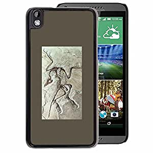 Planetar® ( Biology Paleontology Fossil ) HTC DESIRE 816 Fundas Cover Cubre Hard Case Cover