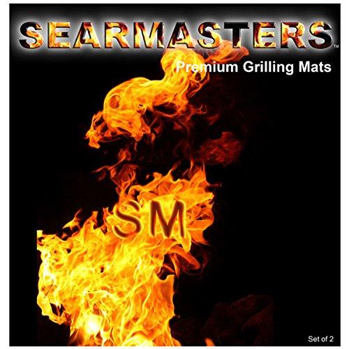 Searmasters Premium Grilling SearMate Nonstick