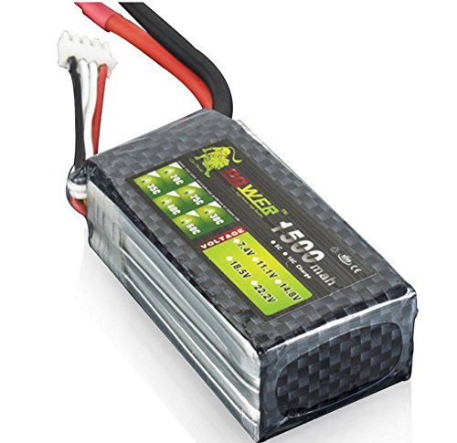 hensych lion puissance 11 1 v 1500 mah batterie lipo 3s 35 c max 50 c t plug pour rc voiture. Black Bedroom Furniture Sets. Home Design Ideas