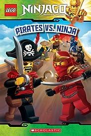 Pirates vs. Ninja (LEGO Ninjago: Reader) (LEGO Ninjago Reader Book 6)