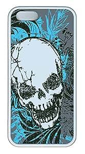 iPhone 5s Case, iPhone 5s Cases - Cracked Skulls Custom Design iPhone 5s Case Cover - Polycarbonate