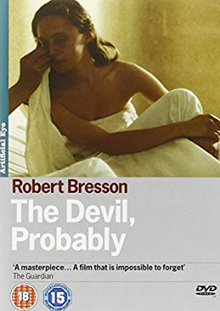 The Devil Probably (Le Diable probablement)  [ NON-USA FORMAT, PAL,