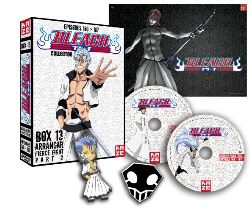 Bleach Box 13 - Arrancar, fierce fight part 2
