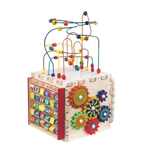 Anatex Deluxe Mini Play Cube by Anatex