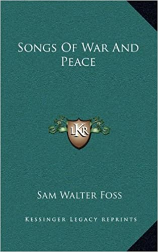 Book Songs of War and Peace
