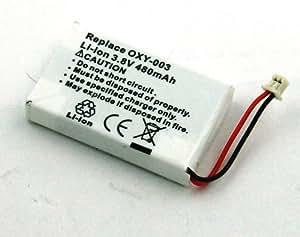 Batería compatible con Nintendo Game Boy micro