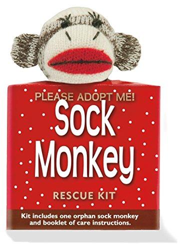 Sock Monkey Rescue Kit (Activity Kit) (Petites Plus