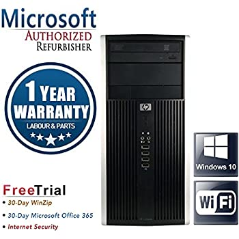 Amazon com: HP 8100 Business High Performance Tower Desktop