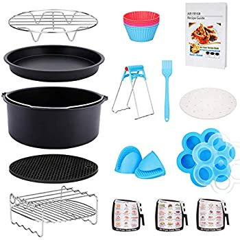 Amazon.com: XL Air Fryer Accessories XL for Power Airfryer ...