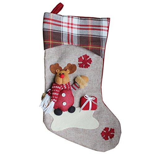 Quner-Christmas-Stockings-Santa-Claus-Snowman-and-Elk-Stocking-Kits-for-Christmas-Decoration-Christmas-Gift