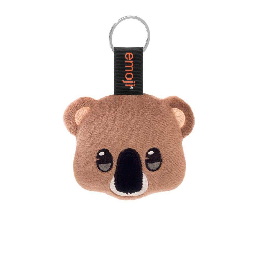 Emoji - Llavero koala marrón