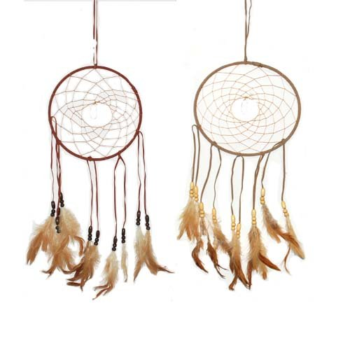 Dream Catcher Asst Colors, Case of 24 by DollarItemDirect