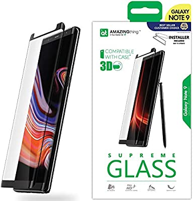 Amazing Thing Samsung Galaxy Note 9 3D Curved Glass Screen