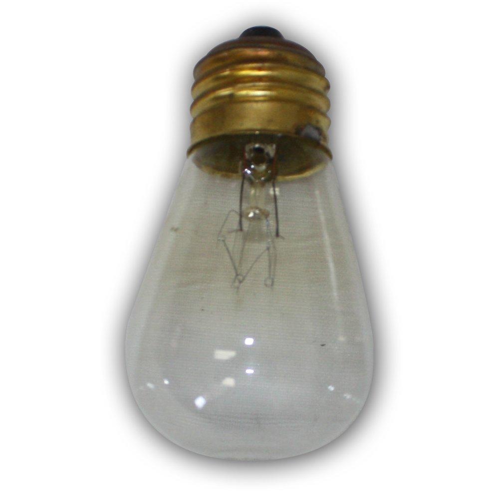 String light company incandescent light bulb pack of 25 - Amazon Com String Light Company Bulb5015c Clear A19 String Light Bulb With E26 Base 11 Watt Pack Of 15 Garden Outdoor
