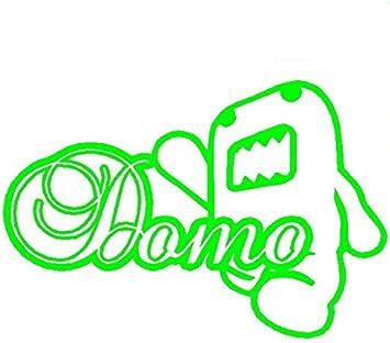 Domo Kun Domo Race Power PS JDM OEM FUN Skin Hater: Amazon.es ...