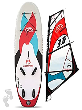 Champion (9ft 9 in/3 M) hinchable de Stand Up Paddle Board ...