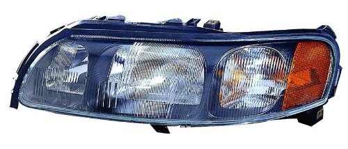 Depo 373-1109L-AS2 Volvo S60 Driver Side Replacement Headlight Assembly ()