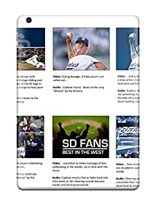 Hot 1785538K194723352 san diego padres MLB Sports & Colleges best iPad Air cases