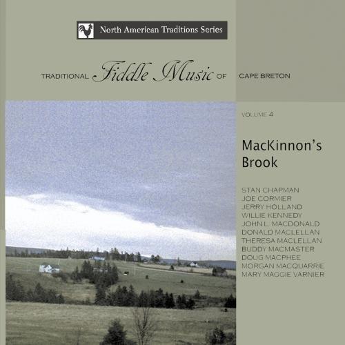 Traditional Fiddle Music of Cape Breton, V4 - MacKinnon