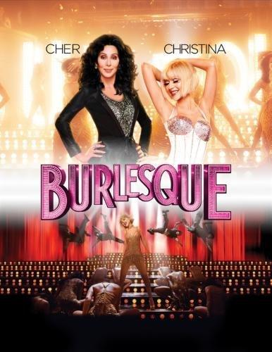 Burlesque Mini Movie Poster #01 Cher Christina 11x17 Master (Burlesque Mini)