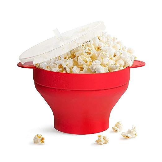 Amazon.com: Palomitas de maíz para microondas, palomitas de ...