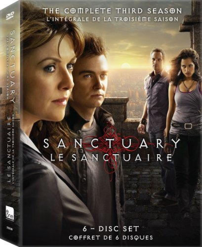 Sanctuary the Complete Third Season