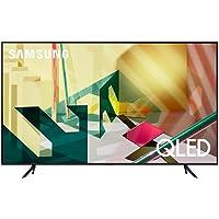 SAMSUNG 75-inch Class QLED Q70T Series - 4K UHD Dual LED Quantum HDR Smart TV with Alexa Built-in (QN75Q70TAFXZA, 2020…