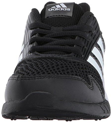 adidas Performance Boys' Altarun K Running Shoe, Black/White/Black, 2.5 Medium US Little Kid by adidas (Image #4)