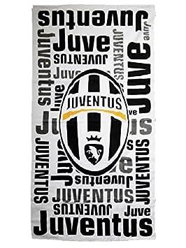 Juve esponja Toalla de playa 75 x 150 accesorios de playa piscina aficionados del equipo de fútbol Juventus de Turín 21310 *: Amazon.es: Hogar