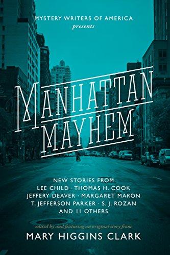 Books : Manhattan Mayhem: New Crime Stories from Mystery Writers of America New Crime Stories from Mystery Writers of America