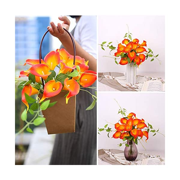 YUYAO-Calla-Lily-Artificial-Flowers-Bridal-Wedding-Bouquets-Latex-Real-Touch-Lillies-Flower-Arrangements-for-Home-Party