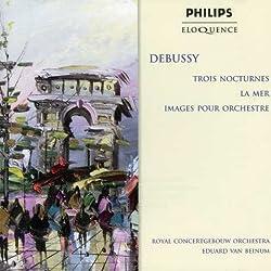 Debussy: La Mer Nocturnes Images