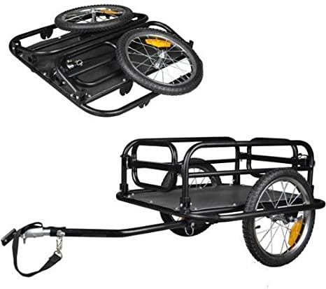 Remolque para transporte - Remolque de bicicleta para equipaje de ...
