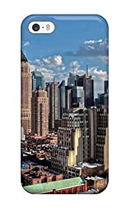 Esther Bedoya NSMExlc11682nlZHQ Case Cover Iphone 5/5s Protective Case City