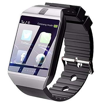 Uphsang GT08 Tarjeta Bluetooth Smart Watch Phone Touch Screen ...