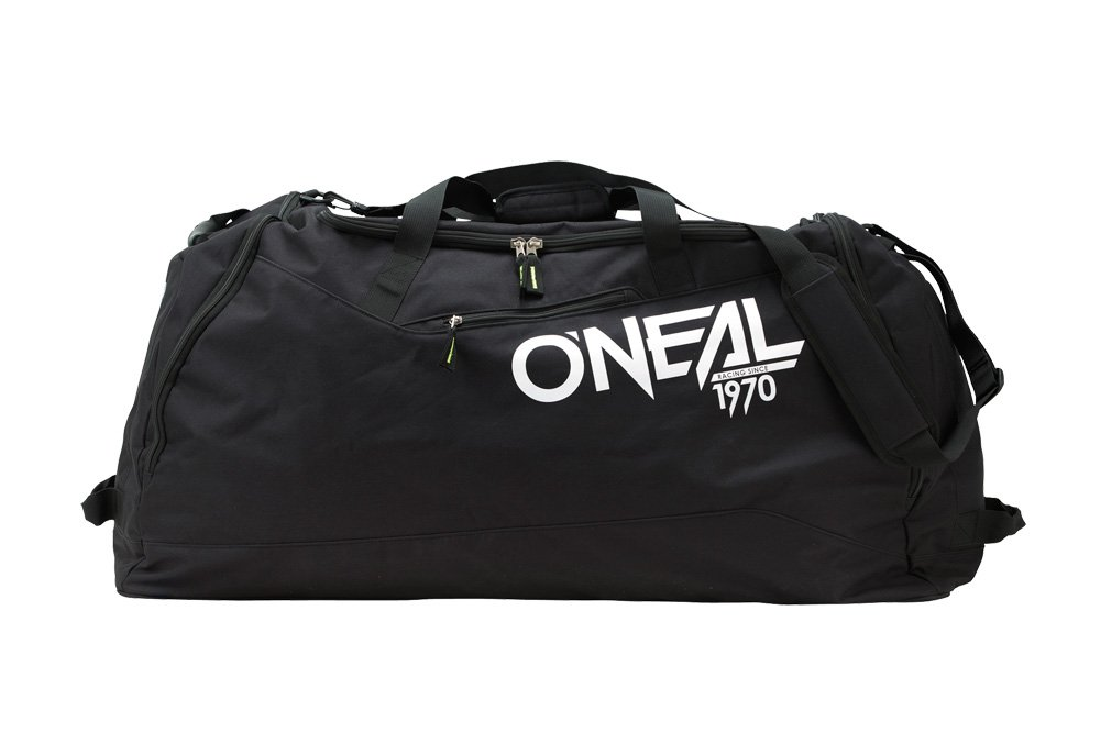 O'Neal 1315-200 Black 8000 cu in TX8000 Gear Bag O' Neal