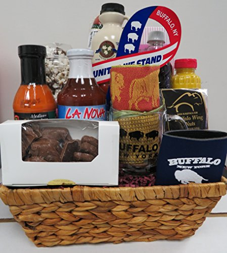Best of Buffalo Ultimate Gift Basket by CityMade Inc