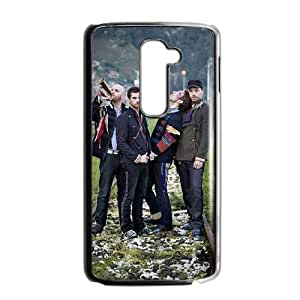 Coldplay LG G2 Cell Phone Case Black gife pp001_9288629
