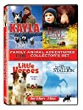 Family Animal Adventures 4 Film Collector's Set