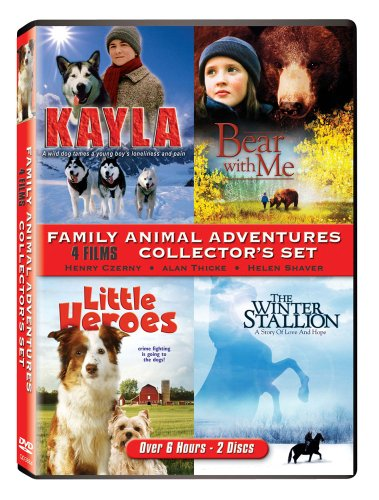 Adventure Collectors Set - Family Animal Adventures 4 Film Collector's Set