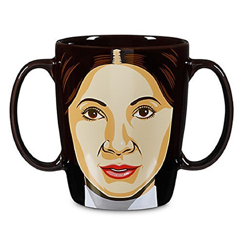 Star Wars Princess Leia Mug