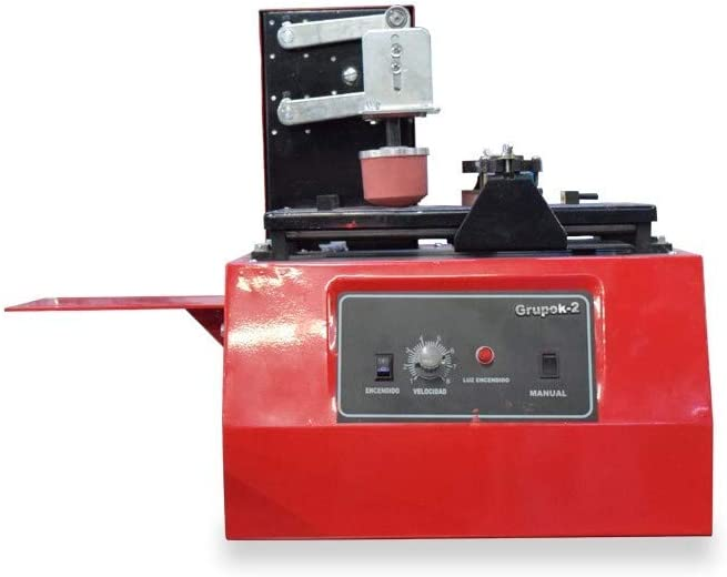 Grupo K-2 Máquina De Tampografía Eléctrica