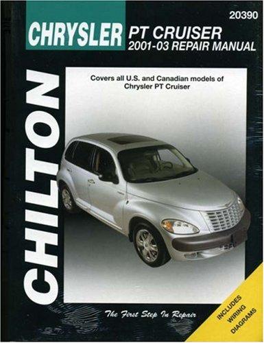pdf chrysler pt cruiser 2001 2003 chilton 39 s total car. Black Bedroom Furniture Sets. Home Design Ideas