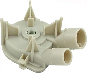3363394 Washer Water Drain Pump for 3348015 3352493 3352292 Replaces Whirlpool Kenmore Maytag KitchenAid Washing Machine