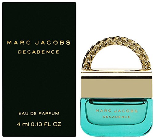 Marc Jacobs Decadence Women Mini 4 ml 0.13 oz Eau De Parfum (0.13 Ounce Mini Perfume)