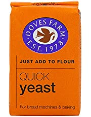 Doves Farm Quick Yeast, 125g