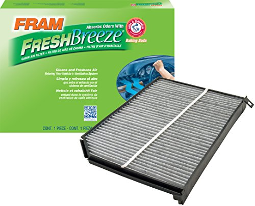 FRAM CF9465A Fresh Breeze Cabin Air Filter with Arm & Hammer