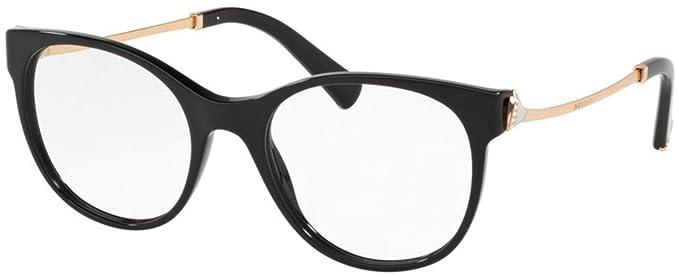 Bulgari 0BV 4160B 501 53 Gafas de Sol, Negro (Black), Unisex ...