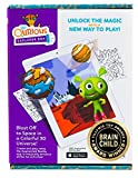 EXPLORER BOX | EDUCATIONAL TOYS FOR BOYS & GIRLS, STEM TOYS, STEAM LEARNING, AR TOYS STEM GAMES, AUGMENTED REALITY EDUCATIONAL GAMES FOR KIDS AGES 4 5 6 7 8 |BEST CHRISTMAS HOLIDAY GIFT, AWARD WINNING