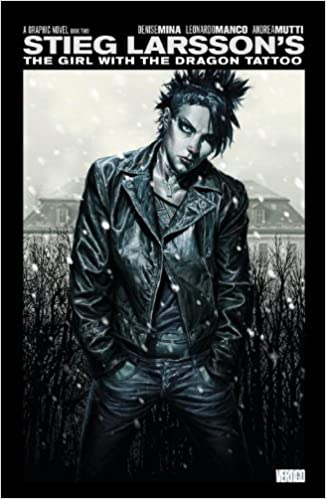 The Girl With The Dragon Tattoo #2!! Millennium